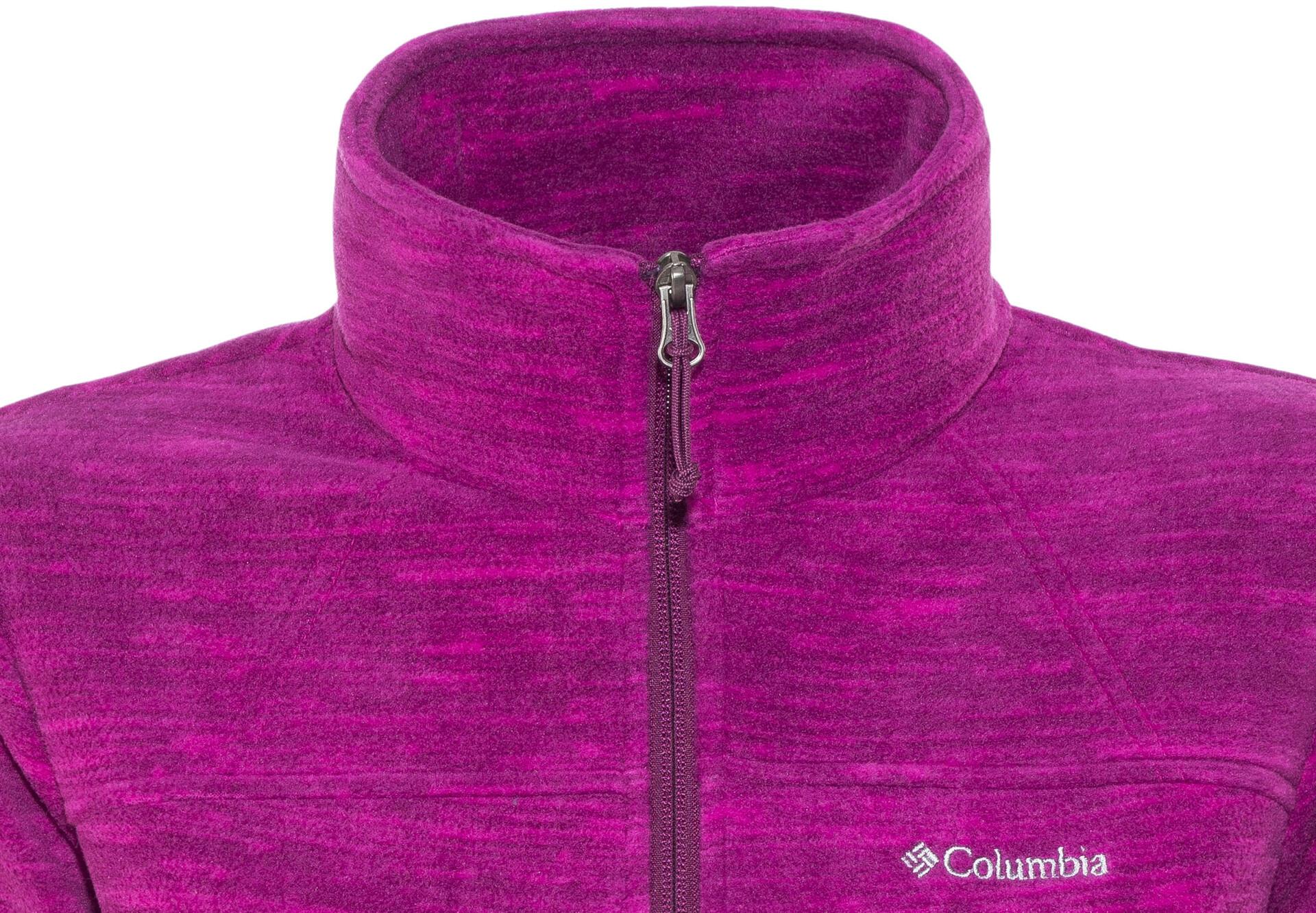 Trek Fast es Columbia Chaqueta Mujer Campz Rosa vwwgqd5